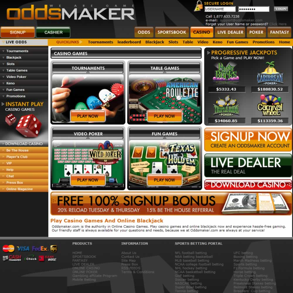 Real odds and probability for casino games minors gambling online